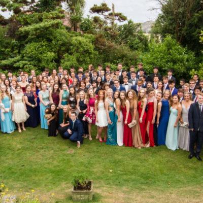 Penryn College Year 11 2016