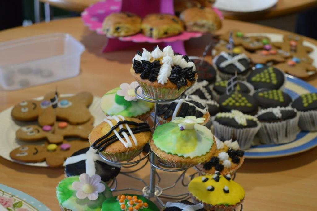 St Pirans Day Cake sale