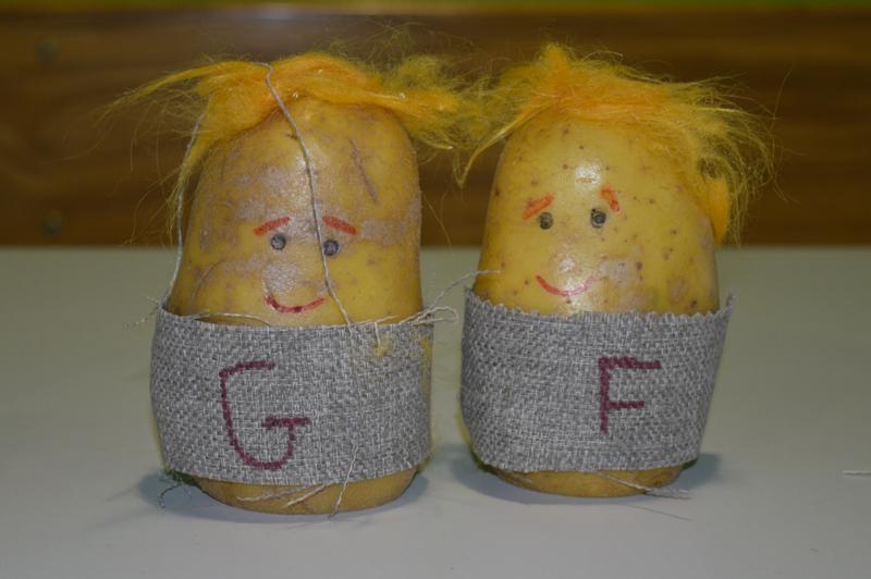 Fred and George Weasley!